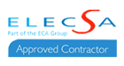 SD Electrical - elecsa approved contractor logo