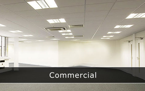 Commercial Electrics Throughout London