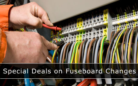 Fuseboard Changes Throughout London