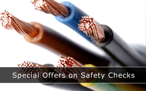 Electricial Safety Checks throughout London